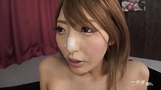 Mina Minamoto Japanese Girl With Dazzling Pussy Get Full