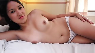 ASIANSEXDIARY Asian Virgin Fucks Heavy Dick Tourist For The First Time